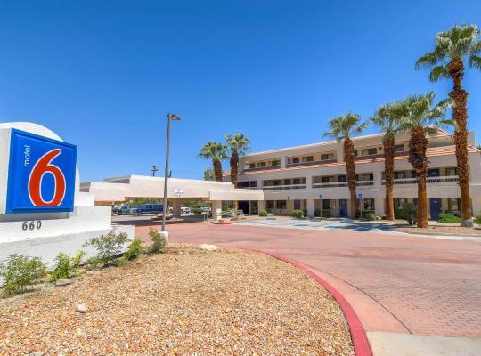 Fotos do Hotel: Motel 6 Palm Springs Downtown