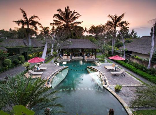 Otel fotoğrafları: Furama Villas & Spa Ubud