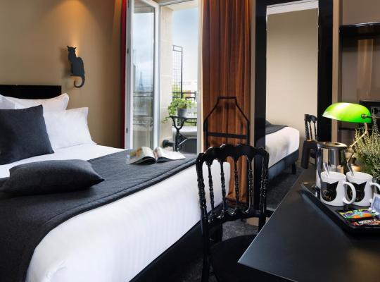 Hotel photos: Hotel Le Chat Noir