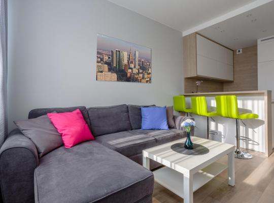 Hotellet fotos: Chill Apartments Mokotow Buisness Park