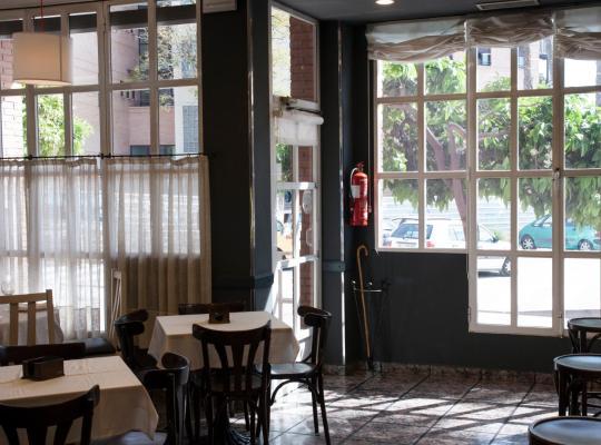 Хотел снимки: Hotel Los Bartolos