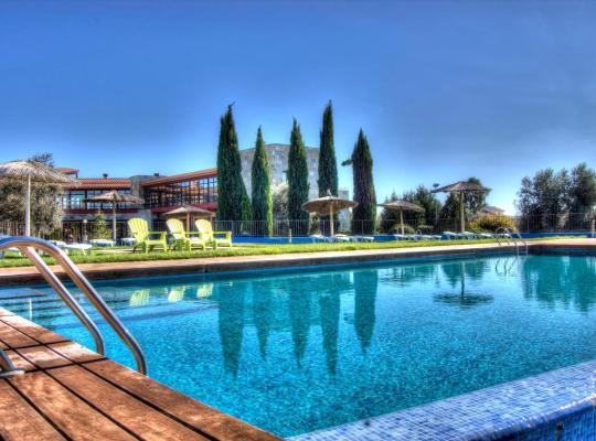 Foto dell'hotel: Villa Nazules Hípica Spa
