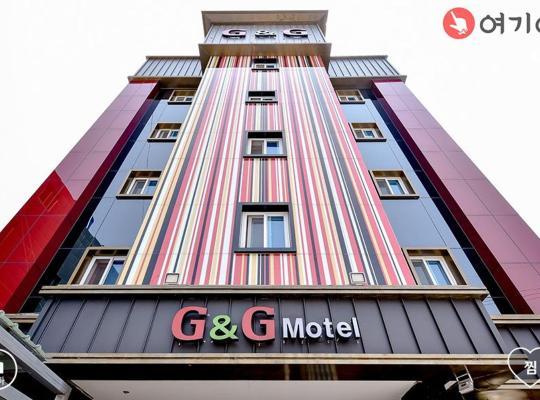Foto dell'hotel: Jinju GnG Motel