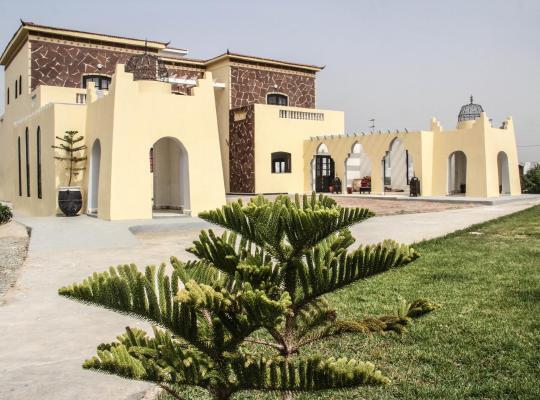 รูปภาพจากโรงแรม: Ayt Karoum
