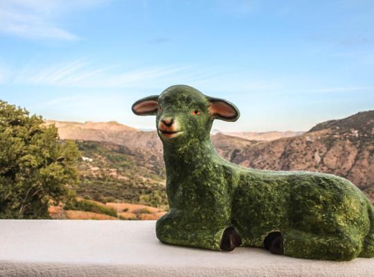Φωτογραφίες του ξενοδοχείου: La Oveja Verde de la Alpujarra