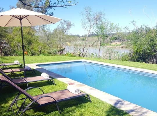 Hotel bilder: Umlambo River Lodge