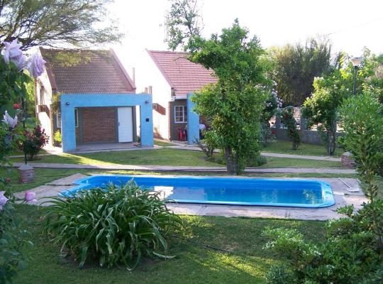 Ảnh khách sạn: Cabañas y Hotel Ebemys