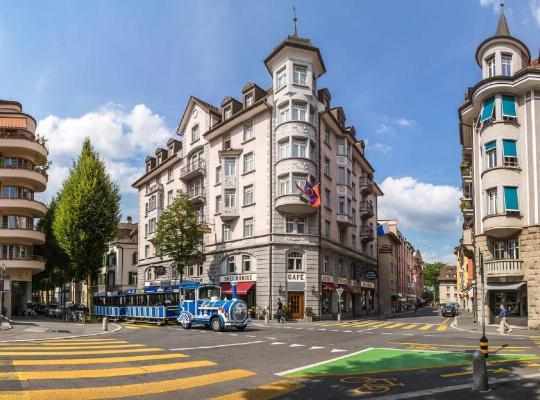 صور الفندق: Garni Hotel Drei Könige