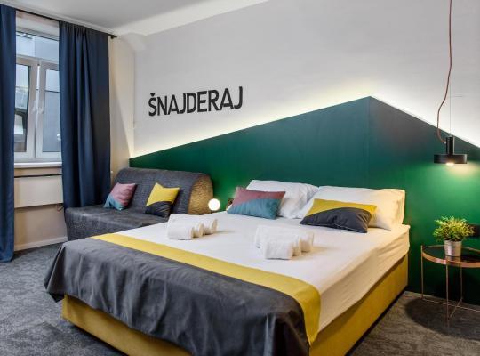 Hotellet fotos: Swanky Mint Hostel