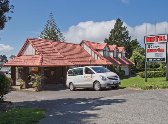 Хотел снимки: Airport Manor Inn