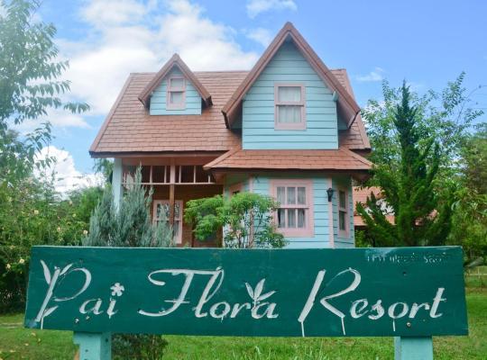 Хотел снимки: Pai Flora Resort