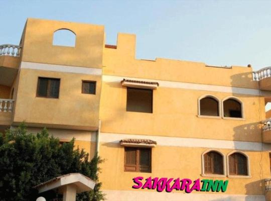 Hotel Valokuvat: Sakkara Inn