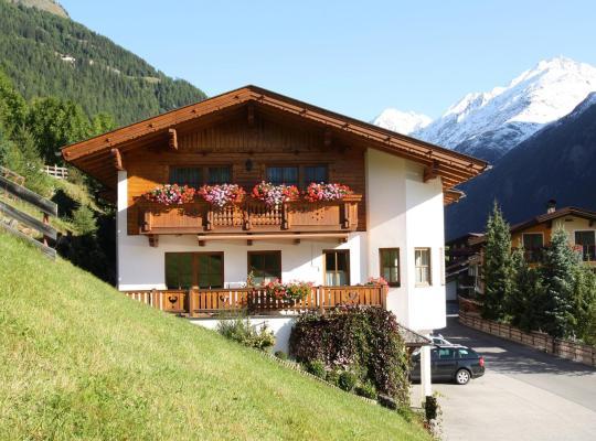 ホテルの写真: Appartement Ferienglück