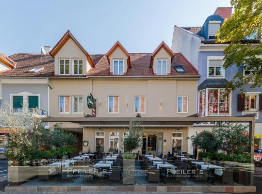 होटल तस्वीरें: Pfeiler's Bürgerstüberl - Hotel