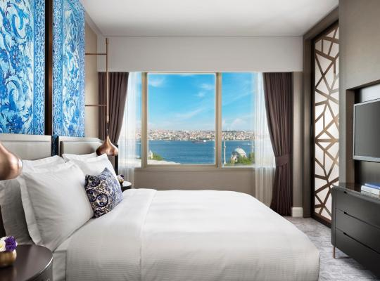 호텔 사진: The Ritz-Carlton, Istanbul at the Bosphorus