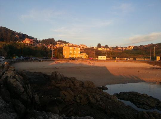 Otel fotoğrafları: Hostal del Mar