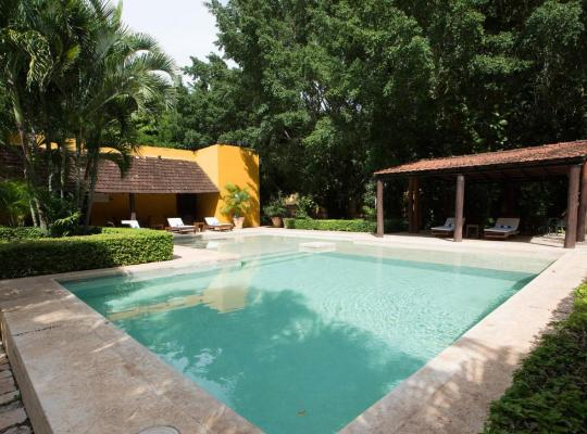 Fotografii: Hacienda Misne
