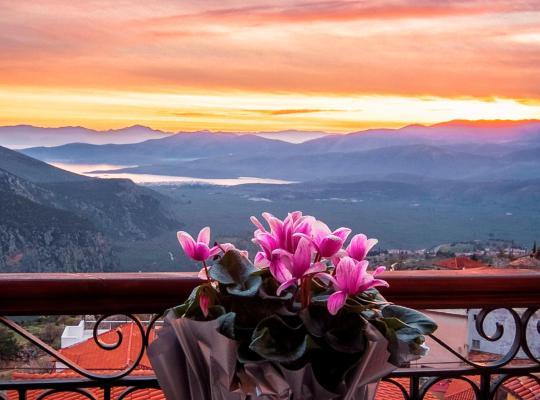 호텔 사진: Fedriades Delphi Hotel