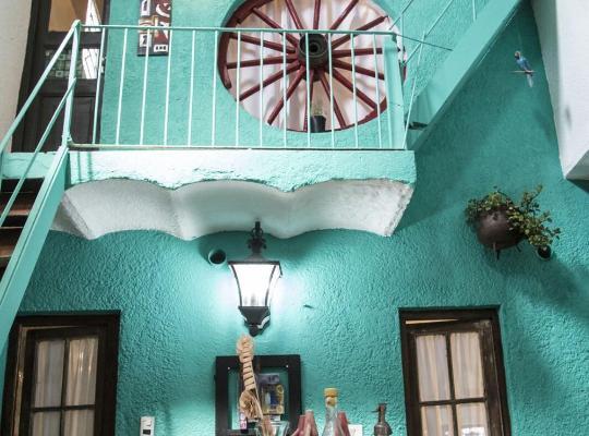 Фотографии гостиницы: aldea montevideo