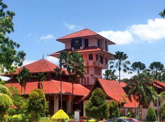 Хотел снимки: Hotel Seri Malaysia Melaka