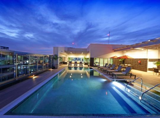 Hotel foto: Hyatt Place Tegucigalpa