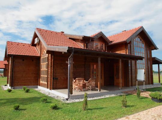 Hotel fotografií: Eko park Krašograd