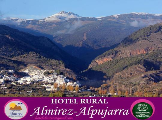 Фотографии гостиницы: Hotel Rural Familiar Almirez-Alpujarra
