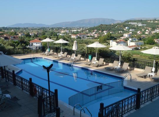 ホテルの写真: Zante Palace