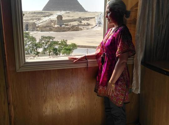 ホテルの写真: Sphinx Guest House Giza