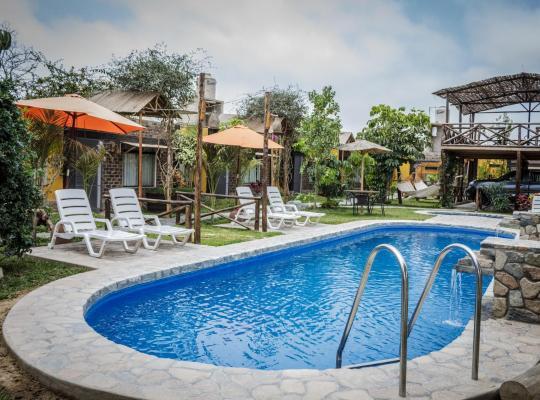 Viesnīcas bildes: Buena Vista Casa Hotel