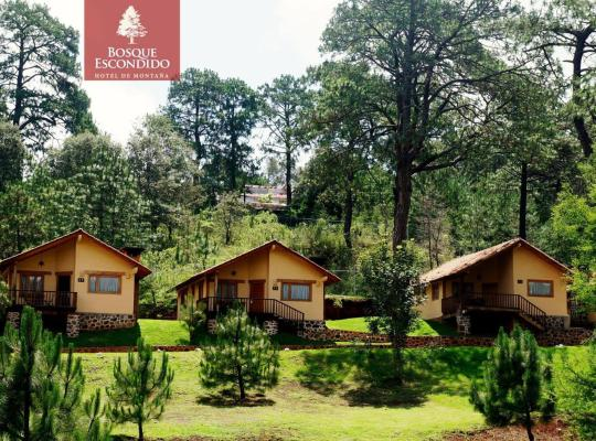 Фотографії готелю: Bosque Escondido