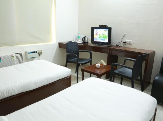 Viesnīcas bildes: Hotel Shridevi Park