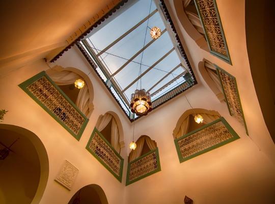 Хотел снимки: Riad Amskal