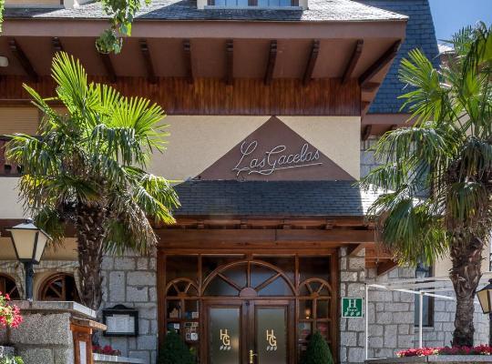 Fotografii: Hotel Las Gacelas