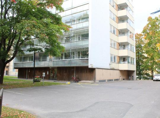 Hotelfotos: 2 room apartment in Lahti - Vuorikatu 8 A
