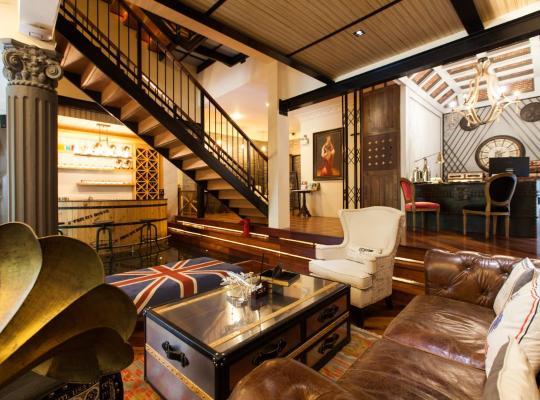 Хотел снимки: S' Private House