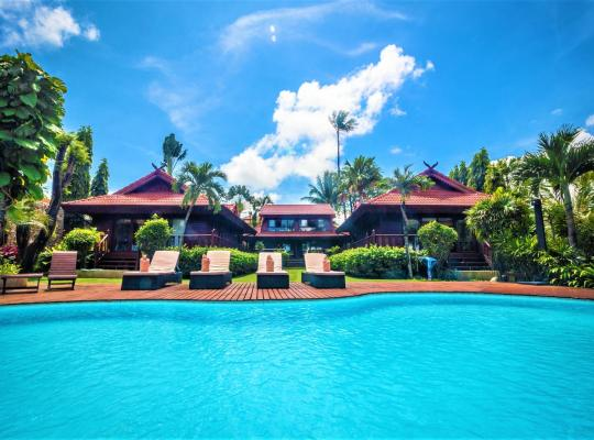 Хотел снимки: Erawan Villa Hotel