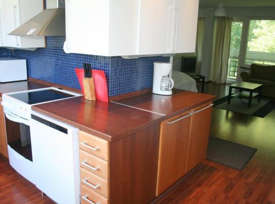 Hotelfotos: 3 room apartment in Vaasa - Raastuvankatu 46 b