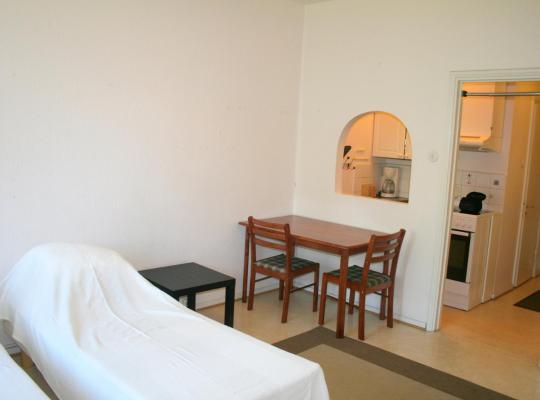 Hotelfotos: Studio apartment in Vaasa, Koulukatu 32 (ID 4463)