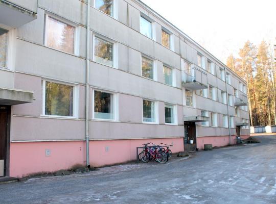 Hotel Valokuvat: 2 room apartment in TURKU - Paavolankatu 3