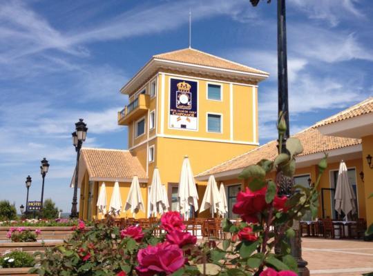 Хотел снимки: Hotel Golf Campoamor