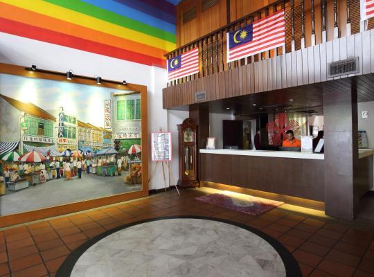 Фотографії готелю: Swiss-Inn Chinatown Kuala Lumpur