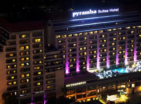 Képek: Pyramisa Suites Hotel Cairo
