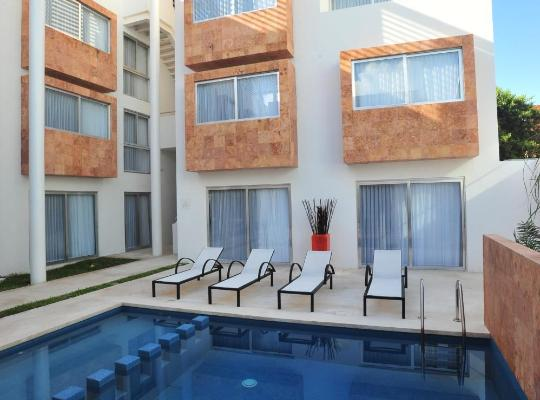호텔 사진: Bambu Suites