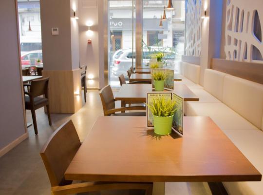 Хотел снимки: Hotel Gran Via