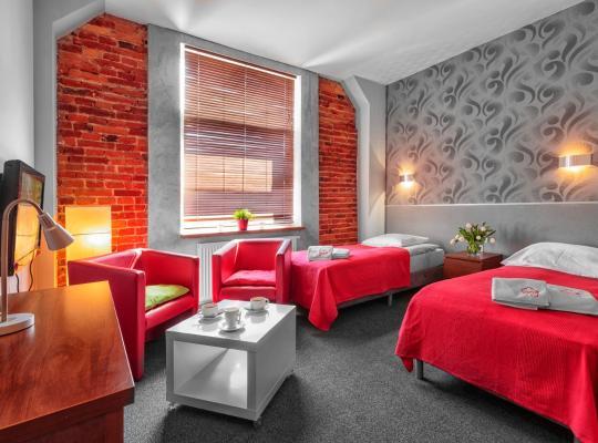 Fotografii: Aparts Loft Bed&Breakfast
