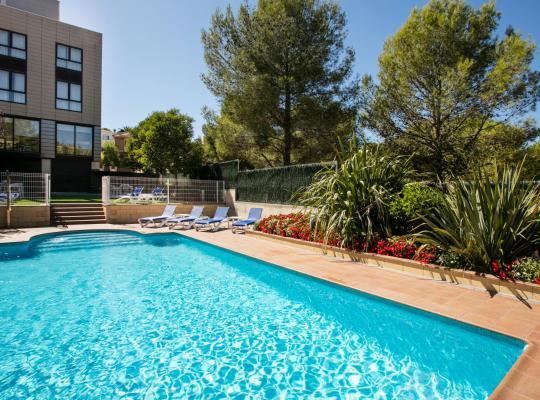 होटल तस्वीरें: Hotel Desitges