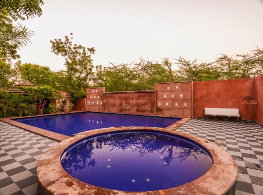 Hotel fotografií: Mandore Guest House