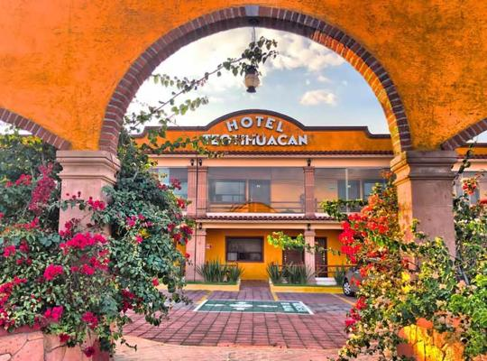 Hotel foto 's: Hotel Teotihuacan