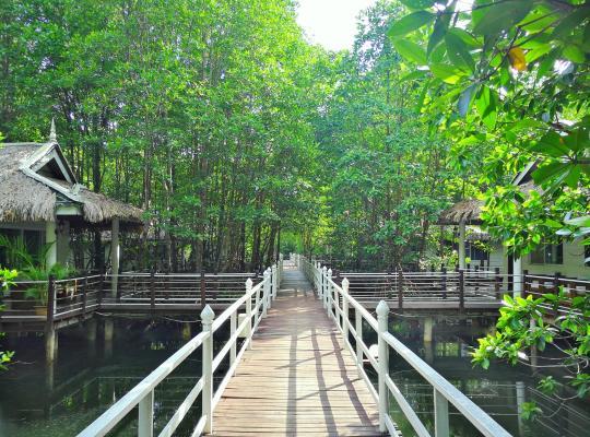 Fotografii: Mangrove Sanctuary Resort